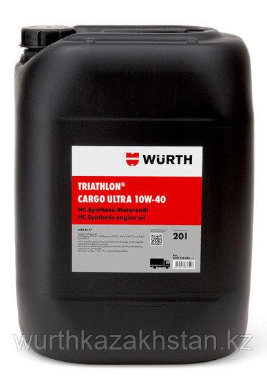 Масло моторное Triathlon® CARGO ULTRA 10W-40