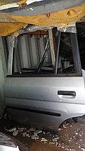 Дверь левая задняя Mazda Demio