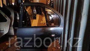 Дверь левая задняя Nissan Primera (10)