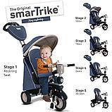 Велосипед Smart Trike 5в1 Recliner Infinity Purple, фото 7