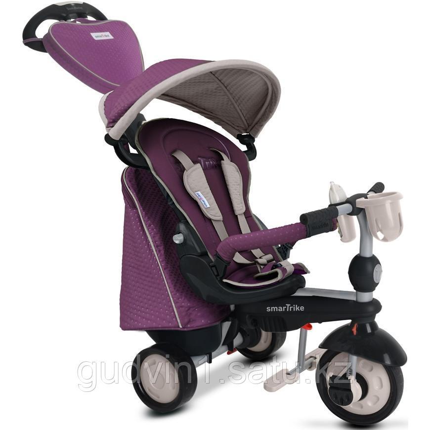 Велосипед Smart Trike 5в1 Recliner Infinity Purple