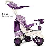 Велосипед Smart Trike 5в1 Dazzle/Splash Purple, фото 2