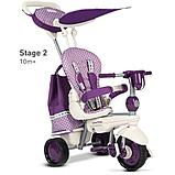 Велосипед Smart Trike 5в1 Dazzle/Splash Purple, фото 3