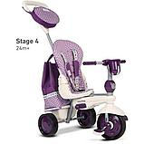 Велосипед Smart Trike 5в1 Dazzle/Splash Purple, фото 5