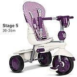 Велосипед Smart Trike 5в1 Dazzle/Splash Purple, фото 6
