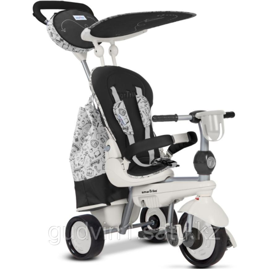 Велосипед Smart Trike 5в1 Dazzle/Splash Black White