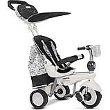 Велосипед Smart Trike 5в1 Dazzle/Splash Black White, фото 2