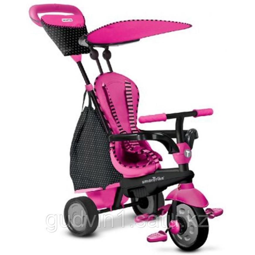 Велосипед Smart Trike 4в1 Glow Pink