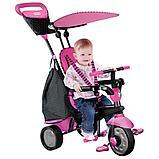 Велосипед Smart Trike 4в1 Glow Pink, фото 4
