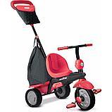 Велосипед Smart Trike 4в1 Glow Red, фото 3