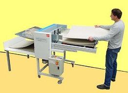 Штриховально-фрезировальная машина для картона OSCAR