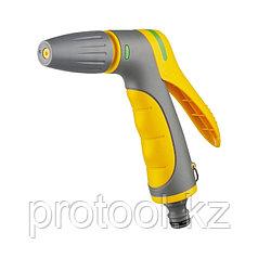 Пистолет-распылитель (металлический,регулируемая форсунка, курок сзади) // PALISAD LUXE