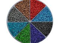 Красящий пигмент для резиновой крошки