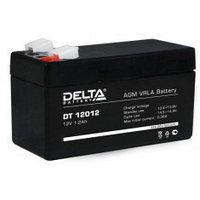 Аккумулятор DELTA DT 12012, 12V/1,2A*ч