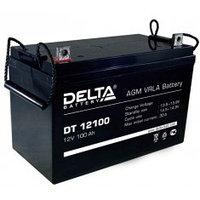 Аккумулятор DELTA DT 12100, 12V/100A*ч