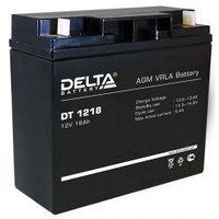 Аккумулятор DELTA DT 1218, 12V/18A*ч