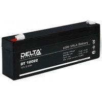 Аккумулятор DELTA DT12022, 12V/2,2A*ч