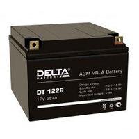 Аккумулятор DELTA DT 1226, 12V/26A*ч