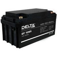Аккумулятор DELTA DT 1265, 12V/65A*ч