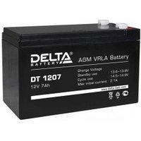 Аккумулятор DELTA DT1207, 12V/7A*ч