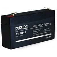 Аккумулятор DELTA DT 6015, 6V/1,5A*ч