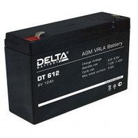 Аккумулятор DELTA DT 612, 6V/12A*ч