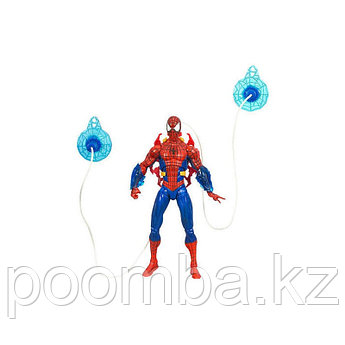"""Spider Man""""Swing or stick Zip Line"""""""