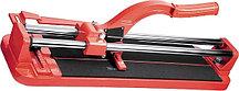 Ручной плиткорез 600 * 16 мм литая станина, усиленная ручка 87609 (002)