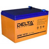 Аккумулятор DELTA DTM1212, 12V/12A*ч