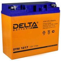 Аккумулятор DELTA DTM1217, 12V/17A*ч
