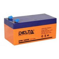 Аккумулятор DELTA DTM12032, 12V/3,2A*ч