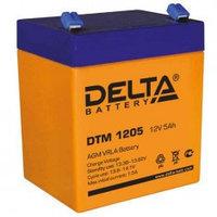 Аккумулятор DELTA DTM1205, 12V/5A*ч