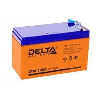 Аккумулятор DELTA DTM1209, 12V/9A*ч
