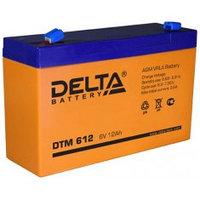 Аккумулятор DELTA DTM612, 6V/12A*ч