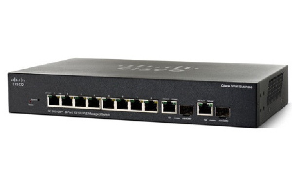 Коммутатор Cisco Small Business SF300-08