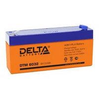Аккумулятор DELTA DTM6032, 6V/3,2A*ч