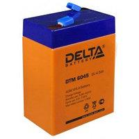 Аккумулятор DELTA DTM6045, 6V/4,5A*ч