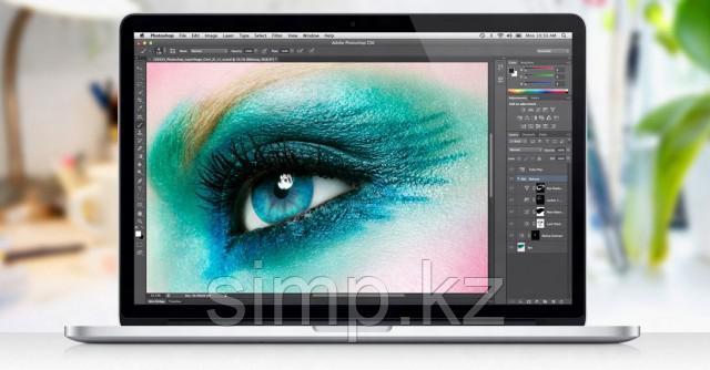 Установить photoshop на macbook Алматы