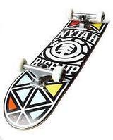Скейтборд Element Skate Nyjah Rise Up Twig 7.6