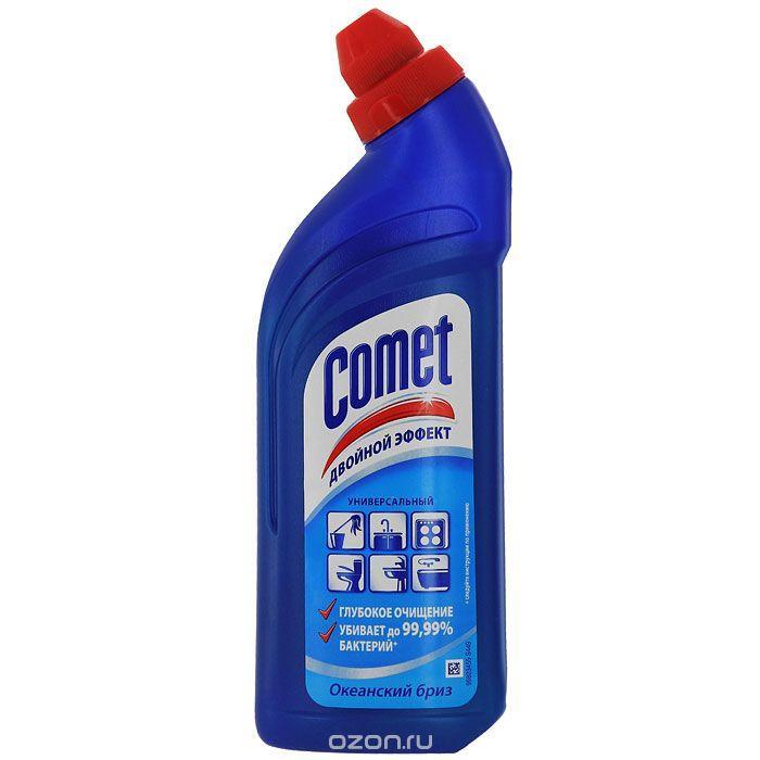 """Гель чистящий универсальный Comet """"Лимон"""", 500 мл"""