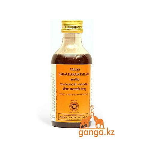 Валья Cахачаради масло (Valiya Sahacharadi Tailam ARYA VAIDYA SALA), 200 мл.