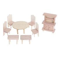 Набор мебели для кукол, МИКС 4 вида, фото 1