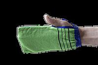 Мочалка-скраб для тела (варежка)