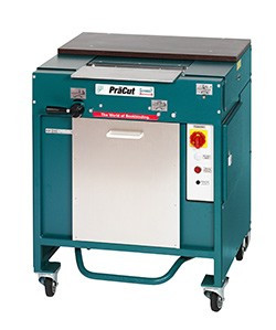 Машина для фрезерования и торшонирования корешка книжного блока PraCut