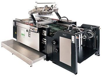 Листовые машины трафаретной печати SPS Vitessa XP VX 1+
