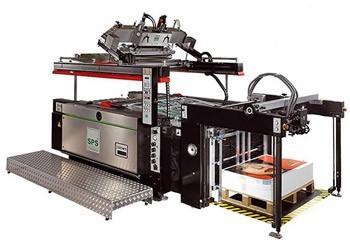 Листовые машины трафаретной печати SPS Vitessa SL VX 1+