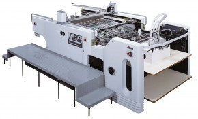 Стопцилиндровые листовые автоматы Sakurai MS — 102SD