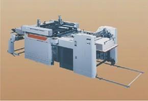 Плоскопечатные листовые автоматы Sakurai MF 80
