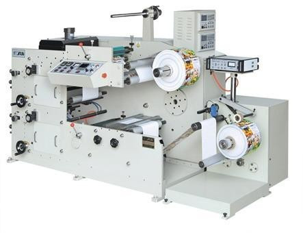 2-х красочная Флексографская печатная машина ATLAS-320