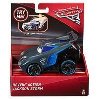 """Машинка с автоподзаводом """"Тачки 3"""" - Джексон Шторм, фото 1"""